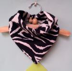 baby bib zebra