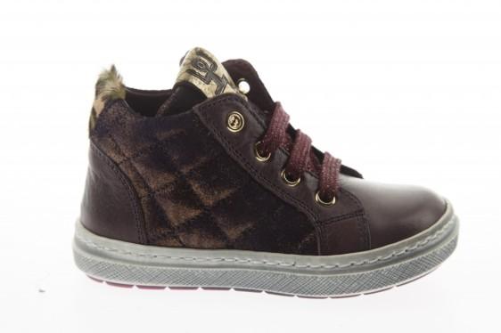 rondinella-veter-schoen-paars