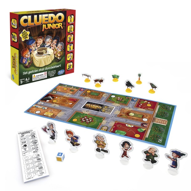 Cluedo Junior - €25