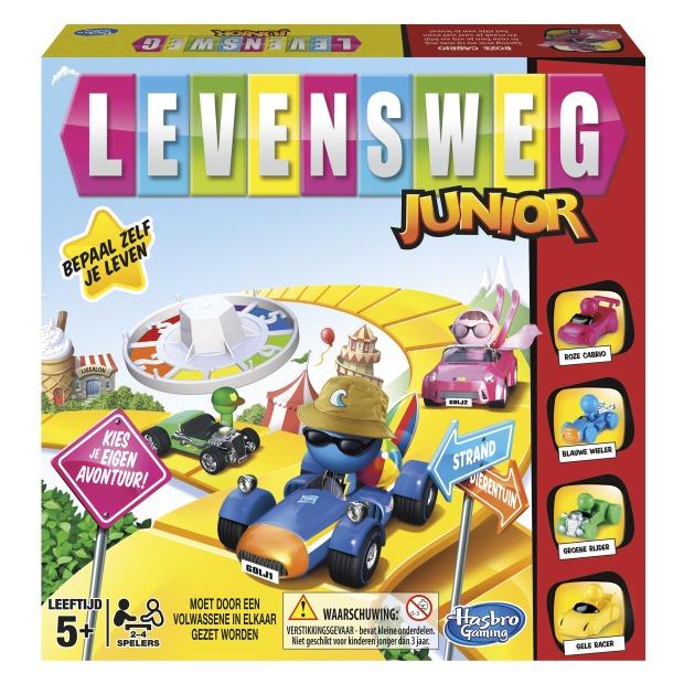 Levensweg Junior - €25
